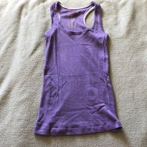 Patel Purple Tank Top